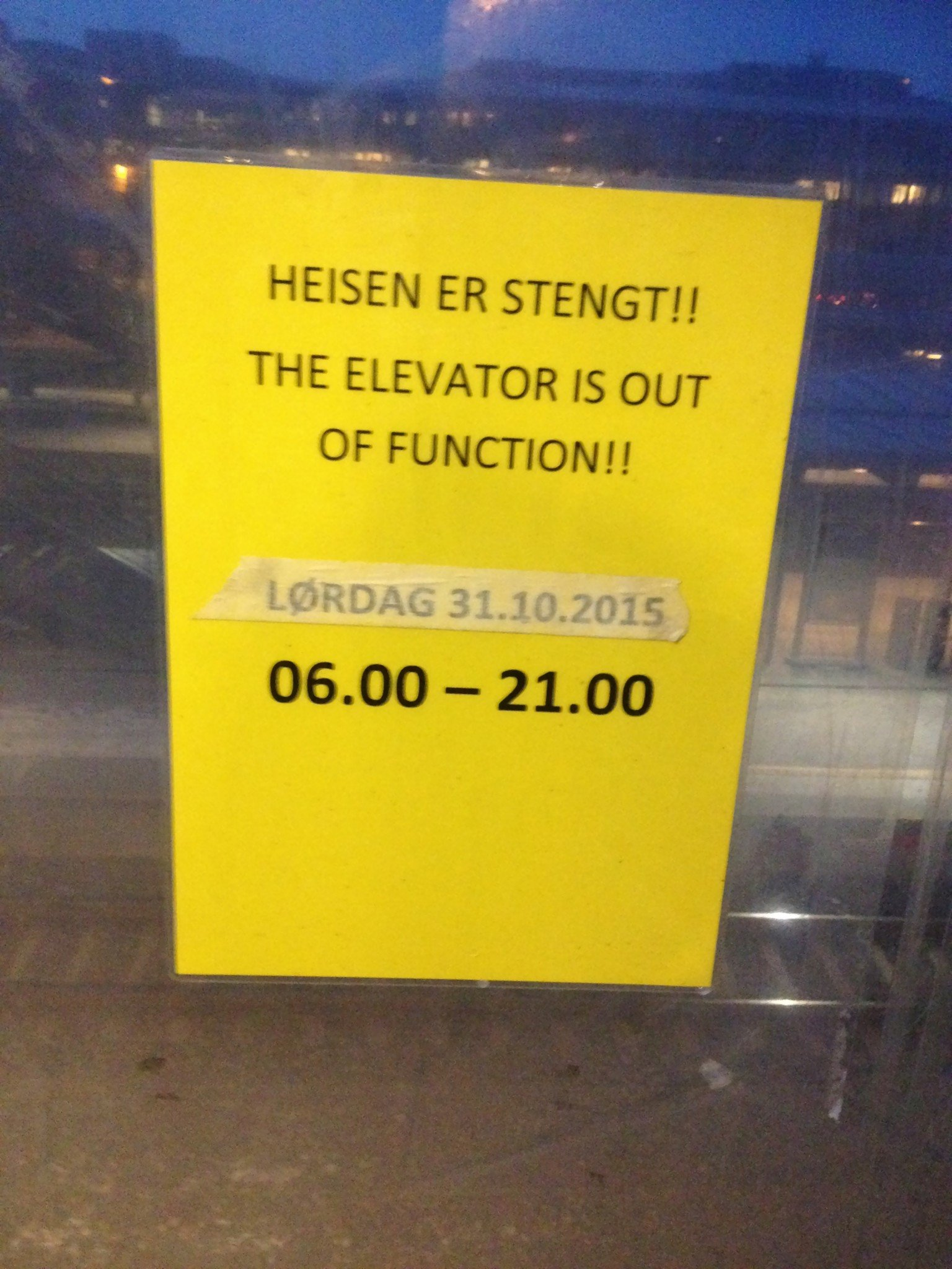 elevator-out-of-function-nr